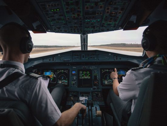 Being a pilot will pay you to travel