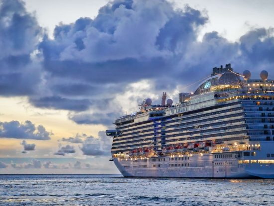 Being part a ship crew will pay you to travel