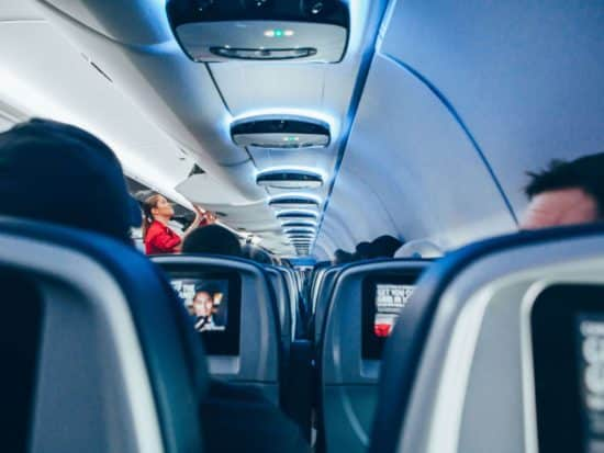 Being a Flight Attendant will pay you to travel
